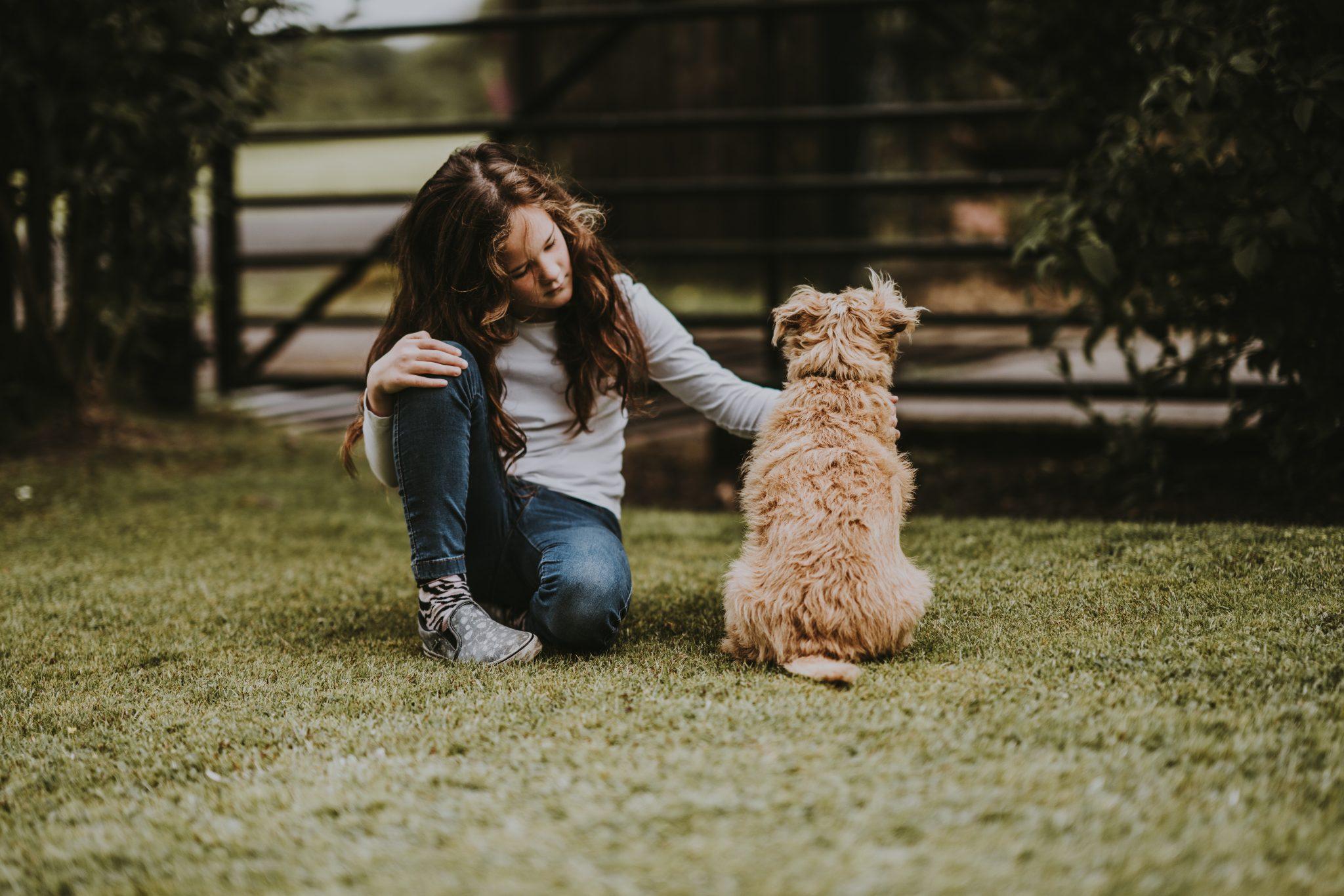 Bambini e cani, perché fa bene crescere insieme - Spazio Meta psicologi Milano
